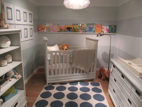 自然写意混搭风格儿童房装修效果图