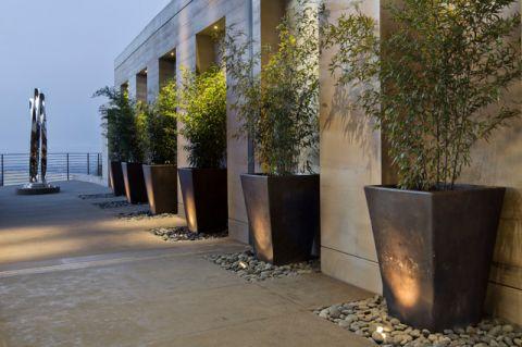 阳台细节现代风格装潢设计图片