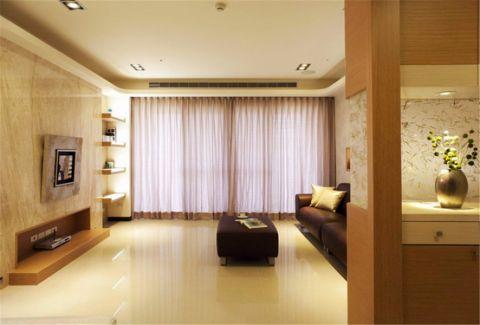 现代简约风格141平米四室两厅新房装修效果图