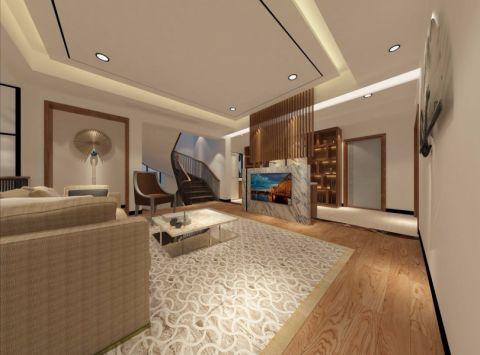 客厅细节中式风格装修设计图片