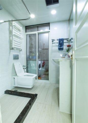 卫生间吊顶地中海风格装饰效果图