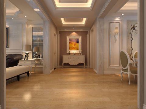 客厅走廊欧式风格装饰设计图片