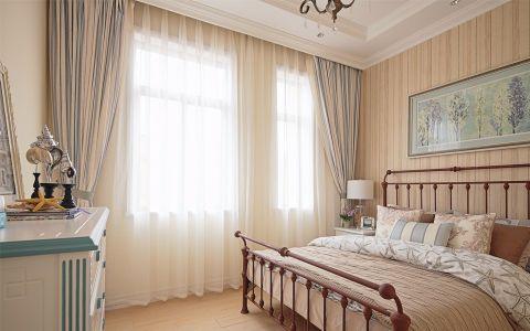 卧室细节地中海风格装饰设计图片