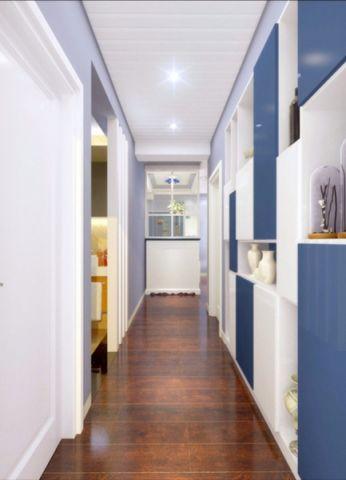 卧室走廊简欧风格装饰图片
