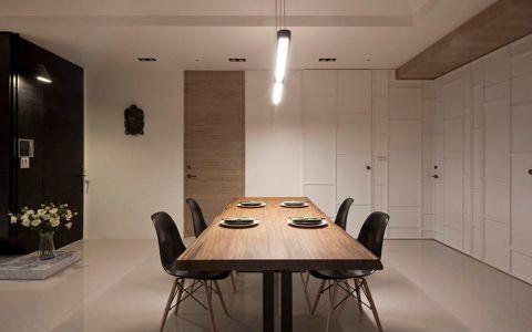 餐厅隐形门现代风格装饰效果图