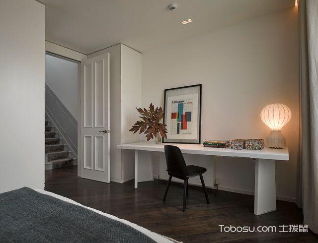 卧室米色灯具现代风格装潢设计图片