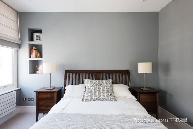 卧室白色榻榻米现代风格装修效果图
