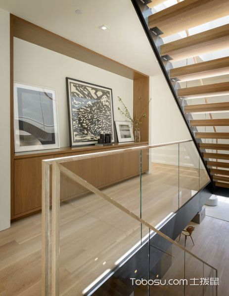 清新自然现代风格客厅装修效果图_土拨鼠2017装修图片大全