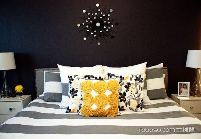 卧室米色茶几混搭风格装饰图片