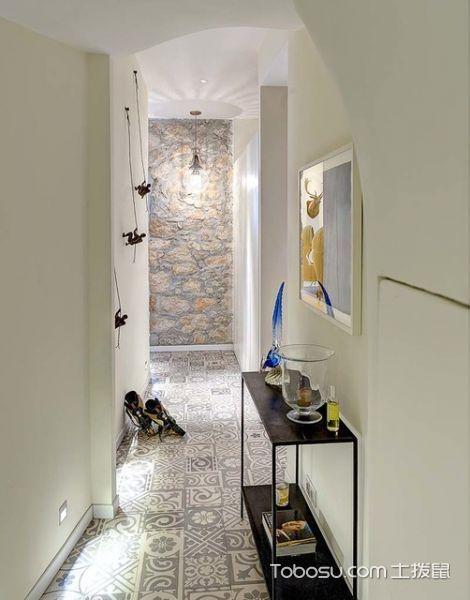 玄关 走廊_品质生活混搭风格浴室装修效果图_土拨鼠2017装修图片大全