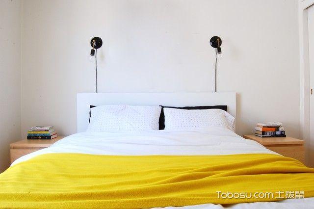 卧室白色榻榻米混搭风格装修设计图片