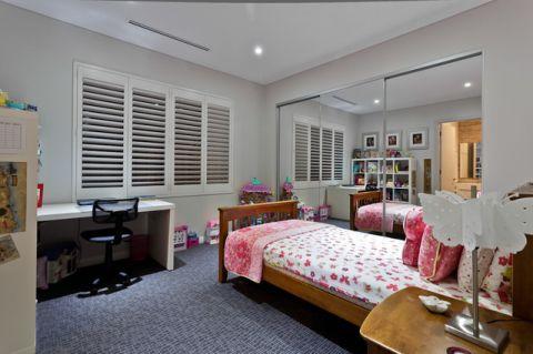 儿童房窗台现代风格装饰设计图片