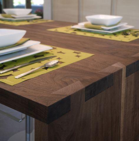 厨房咖啡色细节现代风格效果图
