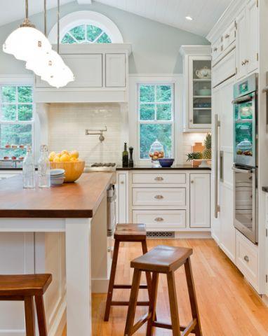 厨房细节美式风格装修设计图片