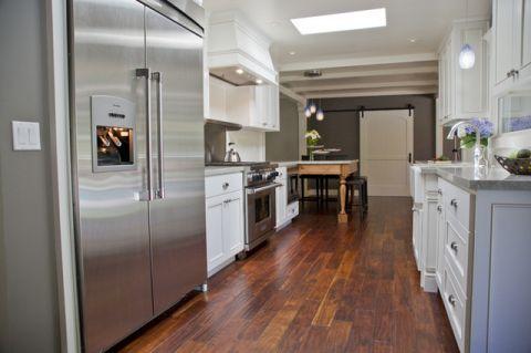 厨房细节美式风格装饰效果图