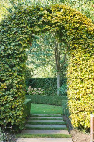 花园绿色细节美式风格装修效果图