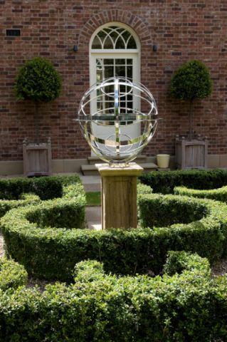 花园绿色细节美式风格装潢图片