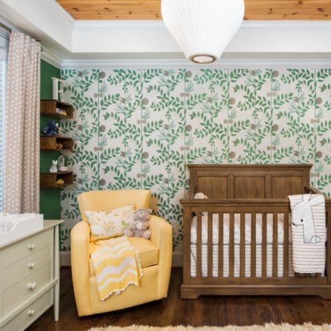 完美舒适美式风格儿童房装修效果图
