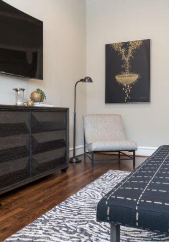 卧室电视柜现代风格装饰效果图