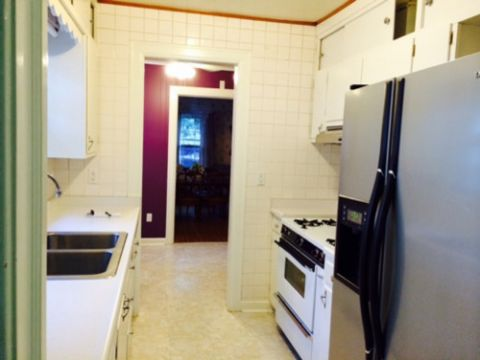 厨房白色细节现代风格效果图