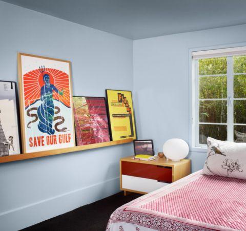 卧室白色细节现代风格装潢图片