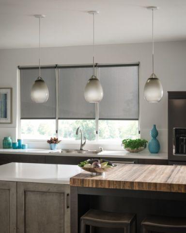 厨房灯具现代风格装修设计图片