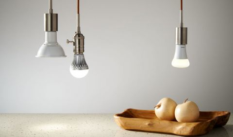 餐厅灯具现代风格装饰效果图