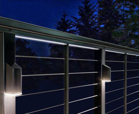 阳台蓝色细节现代风格装修效果图