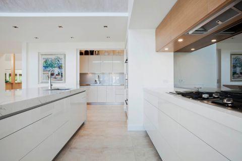厨房现代风格装修设计图片