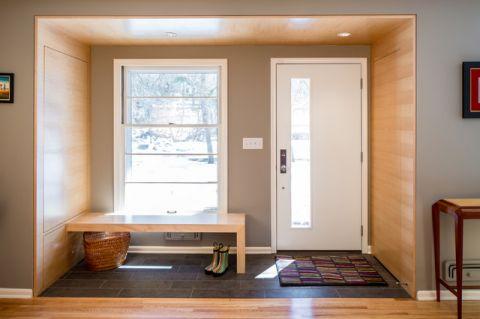 玄关推拉门现代风格装饰设计图片