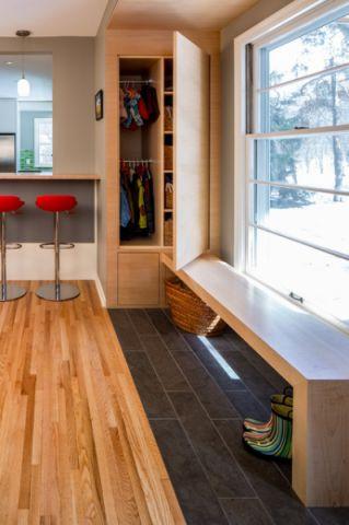简洁优雅现代风格厨房装修效果图_土拨鼠2017装修图片大全