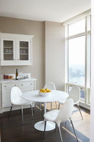 厨房白色细节现代风格装修图片