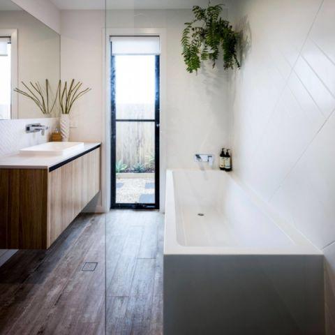卫生间现代风格效果图