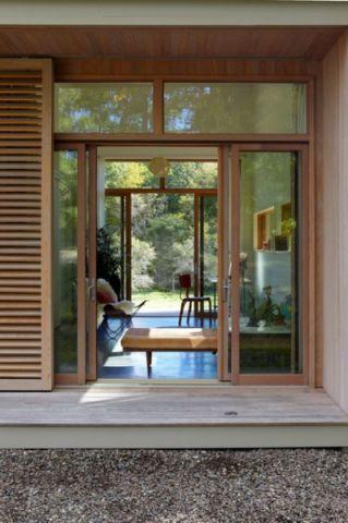 玄关推拉门现代风格装潢图片