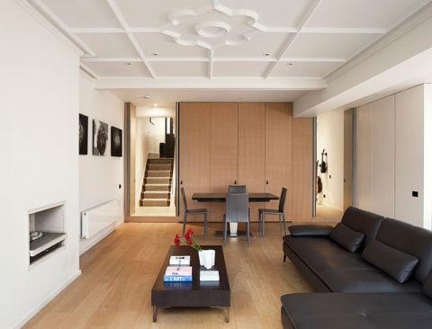 客厅吊顶现代风格装饰设计图片
