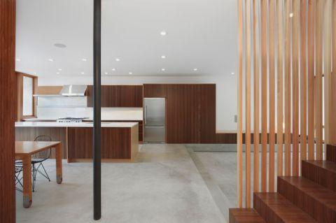 厨房白色细节现代风格装修设计图片