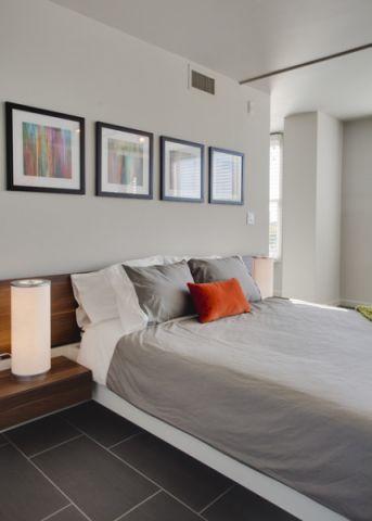 完美舒适现代风格卧室装修效果图_土拨鼠2017装修图片大全
