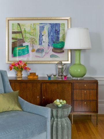 客厅现代风格装饰设计图片