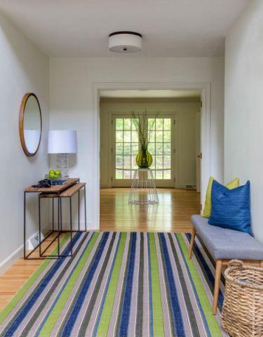 走廊现代风格效果图
