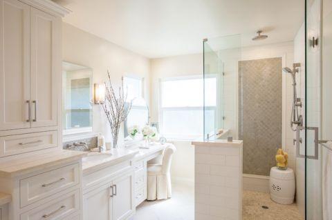 卫生间美式风格装饰效果图