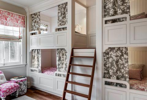 儿童房美式风格装潢设计图片
