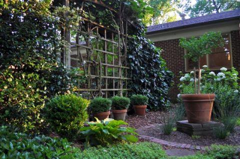 花园细节美式风格装修图片