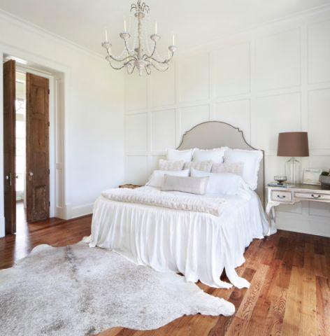 卧室地砖美式风格装修设计图片