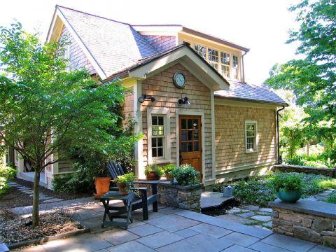 花园外墙美式风格装修效果图