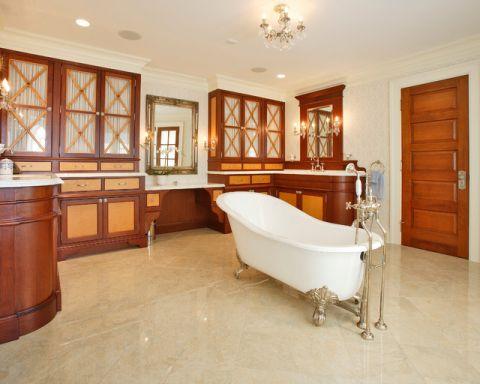 卫生间橱柜简欧风格装饰效果图
