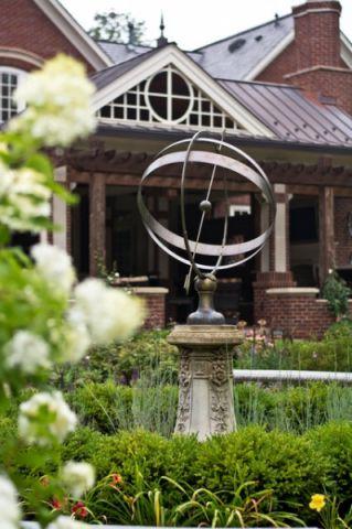 花园细节简欧风格装潢设计图片