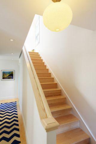 楼梯简欧风格装潢图片