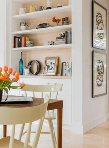 餐厅细节简欧风格装饰设计图片
