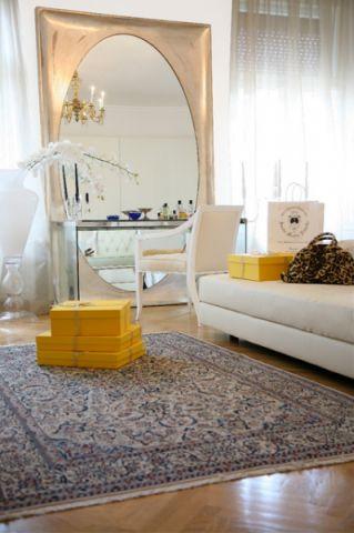 卧室窗帘简欧风格装修设计图片