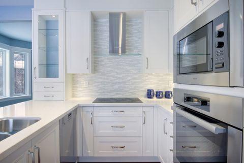 格调简欧风格厨房装修效果图